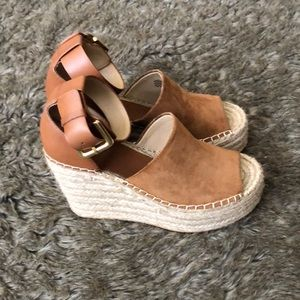 98952b9e435 Marc Fisher Shoes - Marc Fisher LTD Mladalyn Wedge size 5